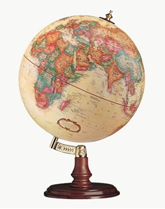 "Picture of Cranbrook 12"" World Globe"