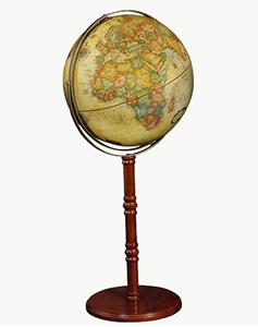 "Picture of Commander II 16"" World Globe"