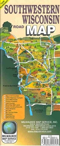 Picture of Southwestern Wisconsin Road Map