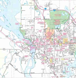 Stevens Point Campus Map.Western Michigan University Campus Map Enrollment And Facilities