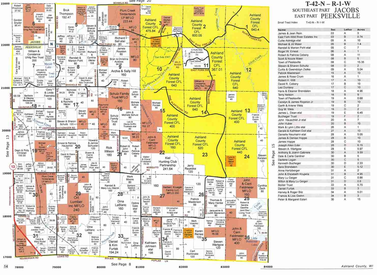 Milwaukee County Property Lines