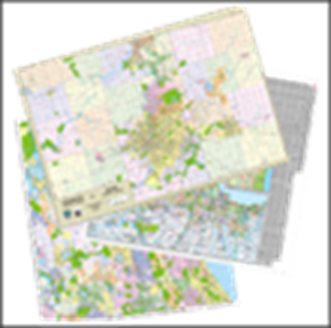 Picture for category State & Regional Wall Maps
