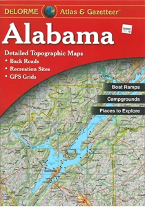 Picture of Alabama Atlas & Gazetteer