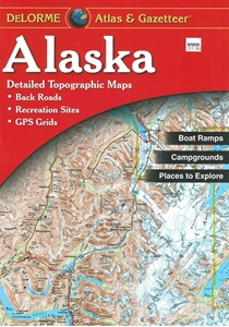 Picture of Alaska Atlas & Gazetteer
