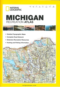 Picture of Michigan Recreation Atlas