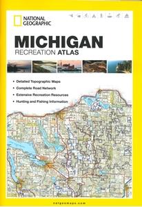 Picture of Michigan Recreation Atlas