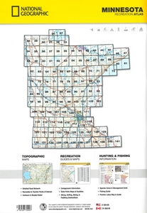 Picture of Minnesota Recreation Atlas
