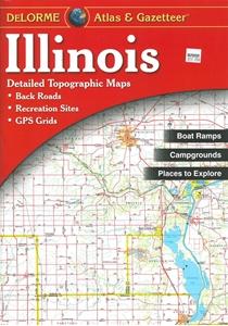 Picture of Illinois Atlas & Gazetteer