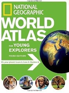 Picture of National Geographic World Atlas for Young Explorers