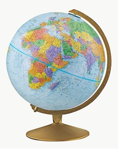 "Picture of Explorer 12"" World Globe"