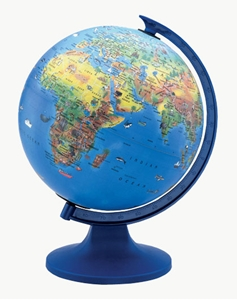 "Picture of Globe 4 Kids 10"" Illuminated World Globe"