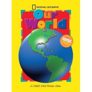 Picture of National Geographic Our World: A Child's First Picture Atlas