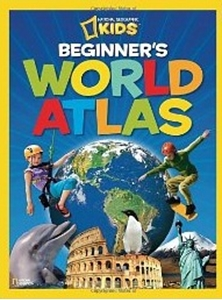 Picture of National Geographic Kids Beginner's World Atlas
