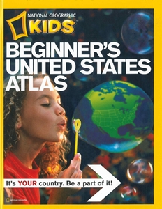 Picture of National Geographic Kids Beginner's United States Atlas