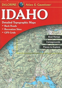Picture of Idaho Atlas & Gazetteer