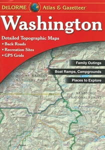 Picture of Washington Atlas & Gazetteer
