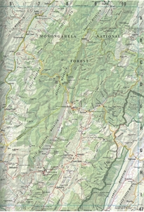 Picture of West Virginia Atlas & Gazetteer