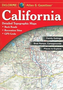 Picture of California Atlas & Gazetteer
