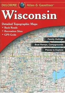 Picture of Wisconsin Atlas & Gazetteer (Paperback)