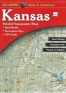 Picture of Kansas Atlas & Gazetteer