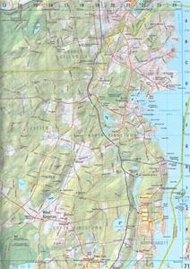 Picture of Connecticut and Rhode Island Atlas & Gazetteer