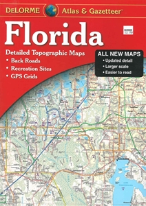 Picture of Florida Atlas & Gazetteer