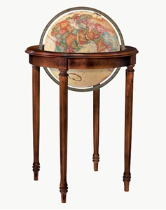 "Picture of Regency 16"" World Globe"