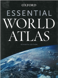 Picture of Oxford Essential World Atlas
