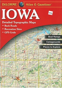 Picture of Iowa Atlas & Gazetteer