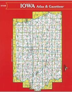 Picture of Iowa Atlas & Gazetteer