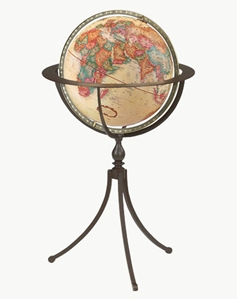 "Picture of Marin 16"" World Globe"