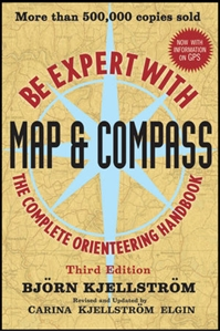 Picture of Be Expert with Map and Compass: The Complete Orienteering Handbook