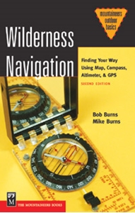 Picture of Wilderness Navigation Finding Your Way Using Map, Compass, Altimeter & GPS (3rd Edition)