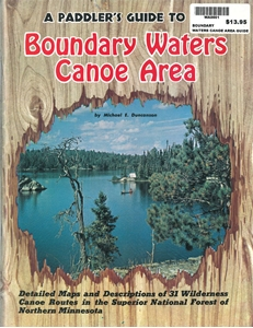Picture of A Paddler's Guide to the Boundary Waters Canoe Area