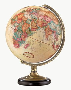 "Picture of Sierra 12"" World Globe"