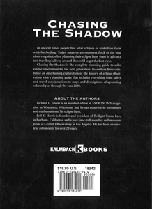 Picture of Chasing the Shadow: An Observer's Guide to Eclipses