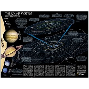 Picture of National Geographic: The Solar System & Celestial Family