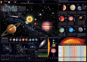 Picture of Spaceshots: Solar System Chart