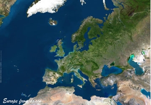 Picture of Spaceshots: Europe from Space