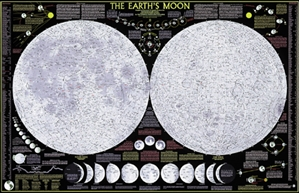 Picture of National Geographic: The Earth's Moon