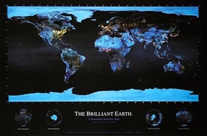 Picture of Spaceshots: The Brilliant Earth