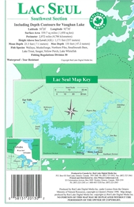 Picture of Lac Seul Southwest Section