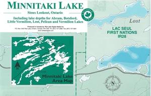 TheMapStore | Canada Lake Maps on