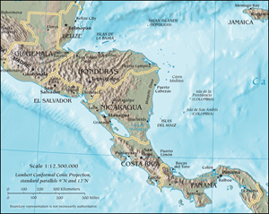 Picture for category Central America
