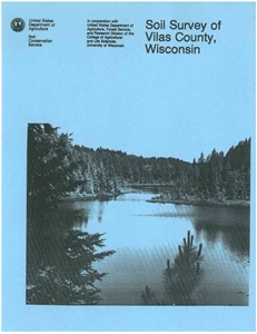 Picture of Wisconsin USDA Soil Surveys by County