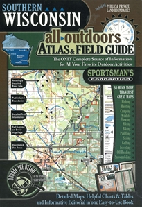 Picture of Wisconsin (Southern) All-Outdoors Atlas & Field Guide