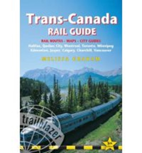 Picture of Trans - Canada Rail Guide