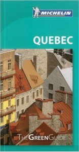 Picture of Michelin Green Guide - Quebec