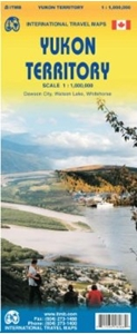 Picture of International Travel Maps - Yukon Territory Travel Map