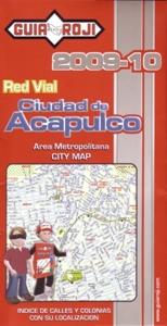 Picture of Guia Roji - Ciudad de Acapulco
